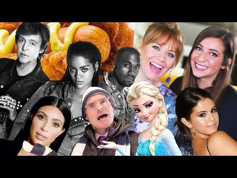 Top That! | The Gabbie Show, Selena Gomez, Frozen Snow Day, and more!