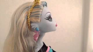 Heartbeat, monster high JACKSONxLAGOONA stopmotion read discription to know what happens