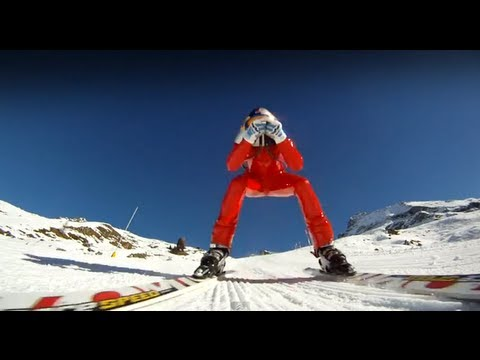 Speed skiing weltrekord