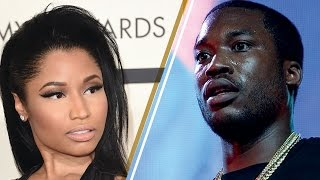 Nicki Minaj REGRETS Dating Meek Mill, Especially After What He JUST Did