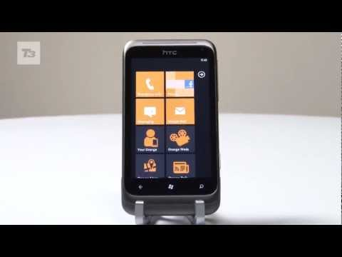 Nokia Lumia 710 VS HTC Radar test: Best Windows Phone Mango comparison