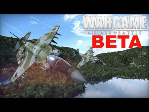 Wargame AirLand Battle - BETA! - Soviet Gameplay