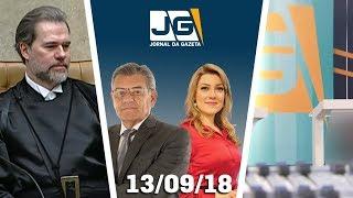 Jornal da Gazeta - 13/09/2018