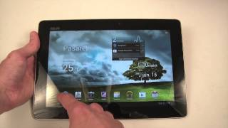 ASUS Transformer Pad Infinity WiFi-only hands-on