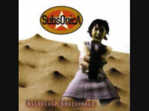 Subsonica - Sonde