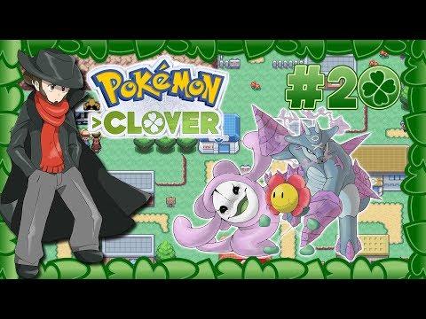 Gameplay Live Pokémon Clover #20 - Finalmente a Fucsiapoli!