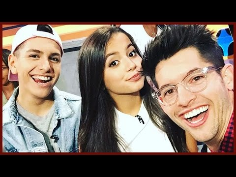LOHANTHONY & ISABELA MONER DANCE OFF! On TOP FIVE LIVE W/ Hunter March