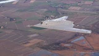 Dassault Aviation - Neuron UCAV Flight Tests 2014 [720p]