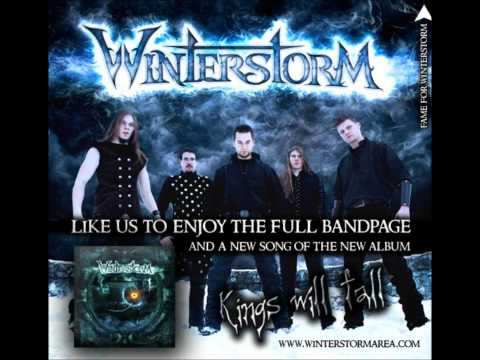 Winterstorm - Return to Glory (NEW Album