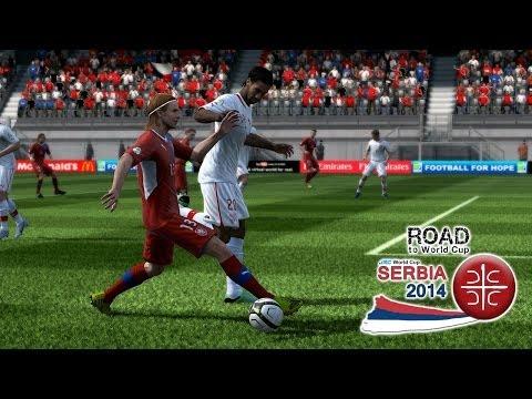 FIFA 13 - RTWC Serbia 2014 - Czech Republic vs. Switzerland