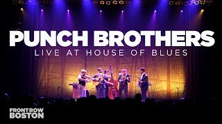 Punch Brothers - 2018.07.25 House of Bluesにて行われたフルライブ映像104分を公開 thm Music info Clip