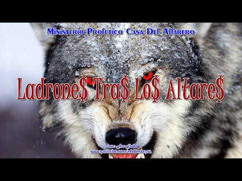 Ladrones Tras Los Altares (predicacion)