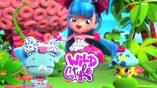 Shopkins Shoppies Wild Style Series 9 Toy Range