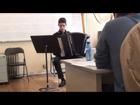 Бах Иоганн Себастьян - Фуга a-moll BWV959