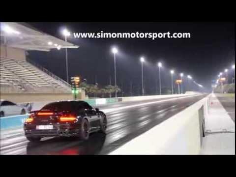 Porsche Winter Driving