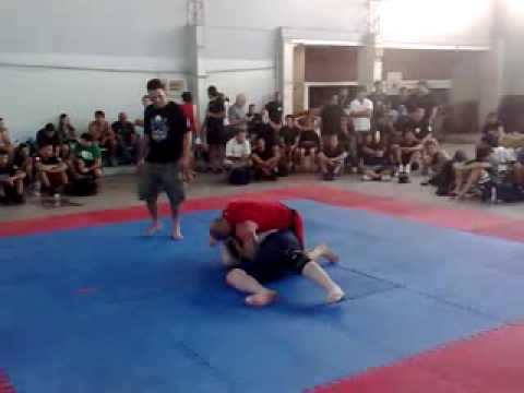 Grappling Copa Pelo - mas de 90kg Sebastian Ortiz Image 1