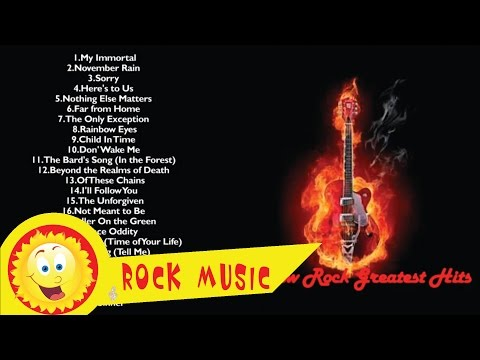 The Best Slow Rock Greatest Hits | Best Of Classic Slow Rock (HD/HQ)