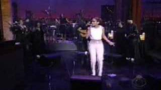 Jennifer Lopez - If You Had My Love [David Letterman 1999]
