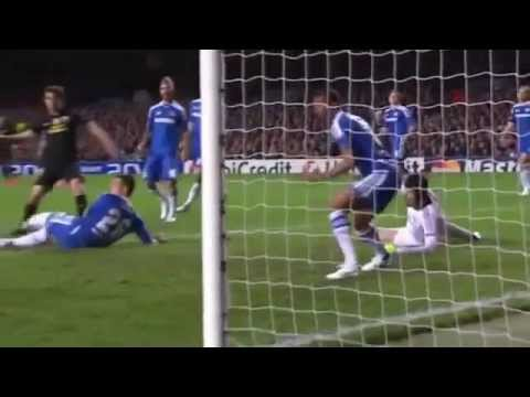 Chelsea - Barcelona 1 - 0 Champions League 2012