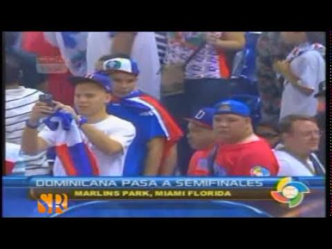 Dominicana derrota USA clasico mundial beisbol 2013