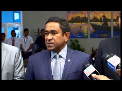 President Yameen arrives in Maldives on conclusion of State Visit to Saudi Arabia