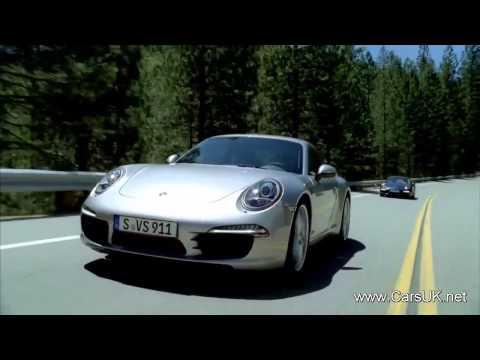 2012 Porsche 911 7-speed gearbox in action +video