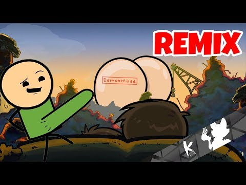 Cyanide & Happiness Shorts Remix [ESPAÑOL]