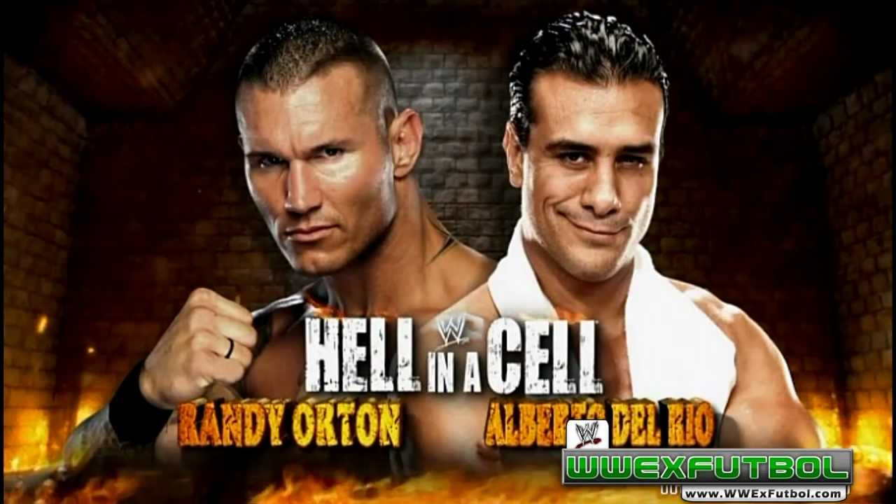 Match Wwe 2012 Wwe Hell in a Cell 2012 Match