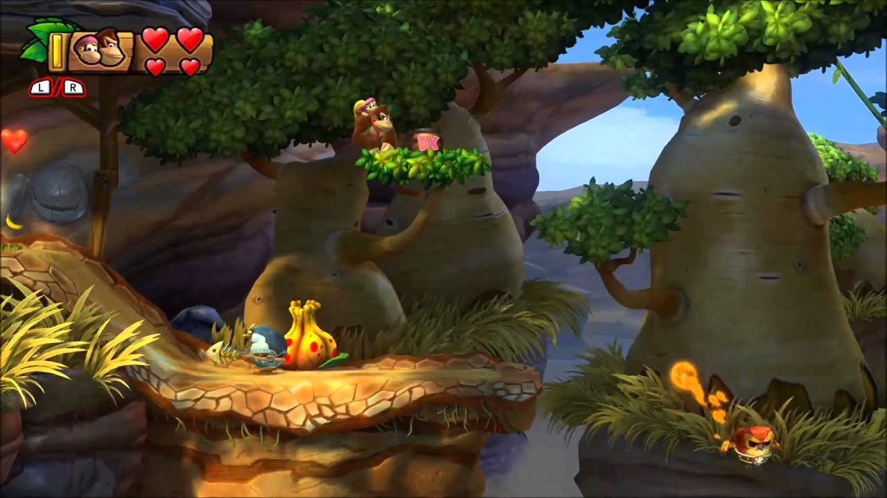 Donkey kong country tropical freeze ba boom - photo#6