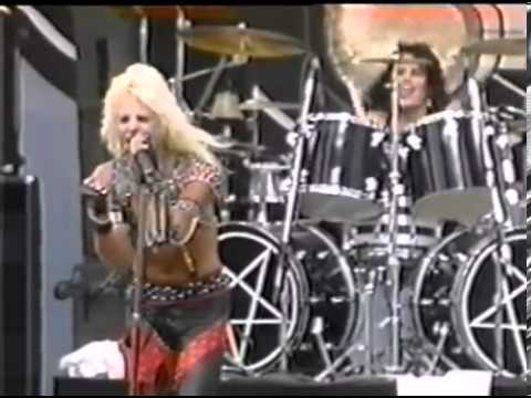 Motley Crue - Live 29th May 1983  - Full Concert