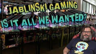 Jack Black Jablinski Gaming Channel.
