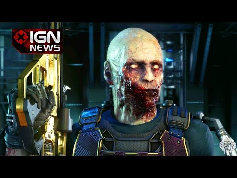 Meet Activision's Celebrity Lineup For Advanced Warfare's Exo Zombies - IGN News
