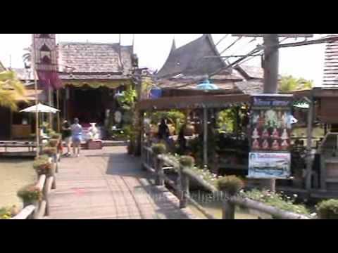 Pattaya Floating Market,Sukhumvit Road, Pattaya, Nongprue, Banglamung, Chonburi. ( 1 )