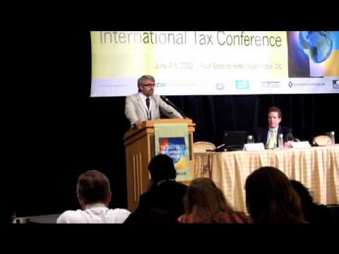 2012 OECD International Tax Conference - Remarks by Pascal Saint-Amans, OECD