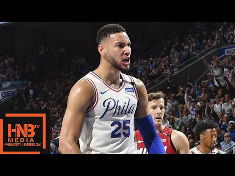 Miami Heat vs Philadelphia Sixers Full Game Highlights / Game 5 / 2018 NBA Playoffs