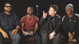 Download Lagu PLAYING GTA 5 WITH KEVIN HART & ICE CUBE! Gratis mp3 pedia