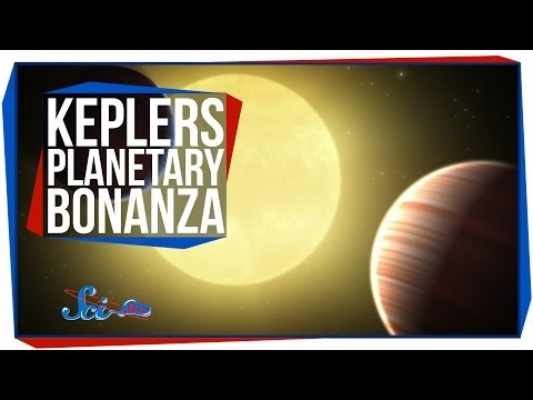 Kepler's Planetary Bonanza