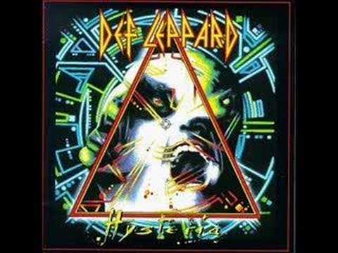 Def Leppard-Pour Some Sugar On Me Demo