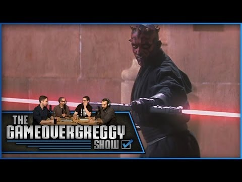Should J.J. Abrams Reboot Star Wars? - The GameOverGreggy Show Ep. 31 (Pt. 4)