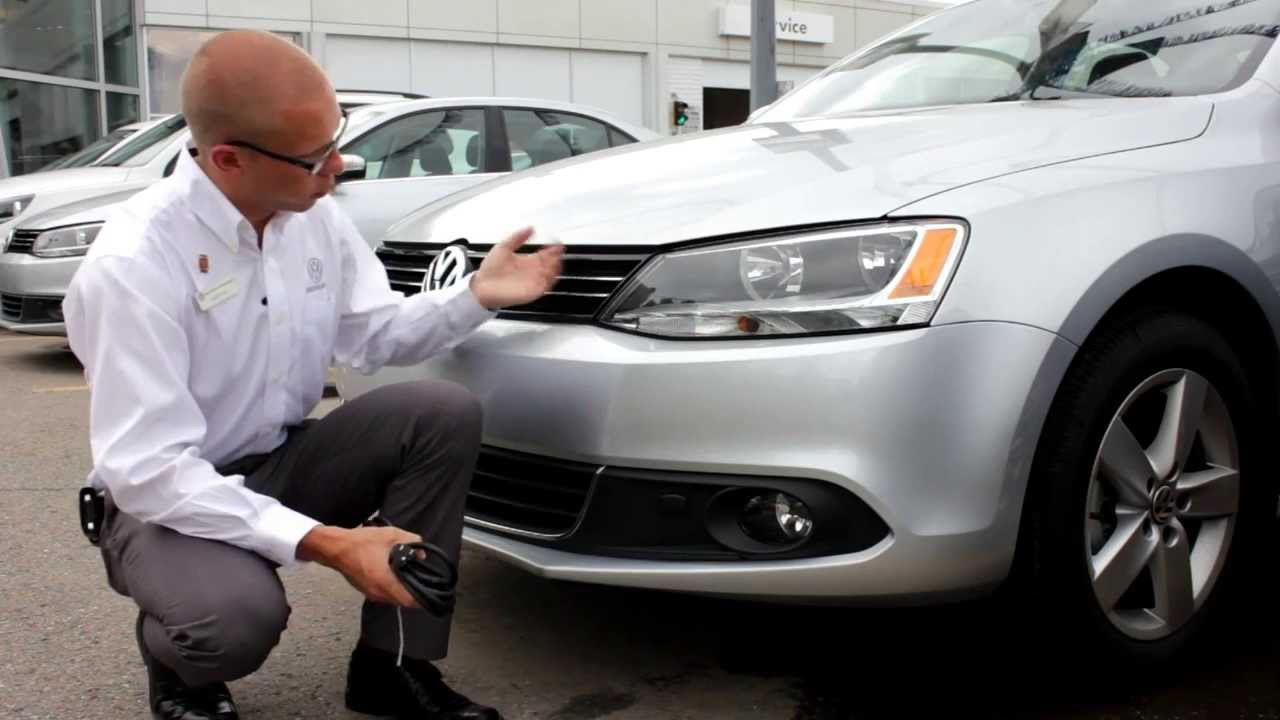 Block Heater Demonstration On A Jetta With Oliver Lay At