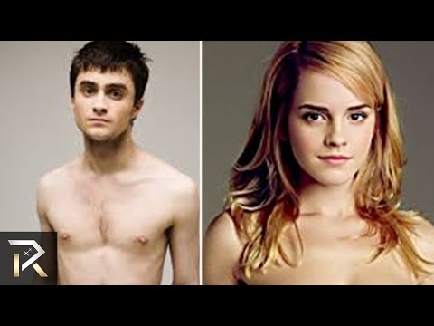 10 Famous People You Didn't Know Got Naked