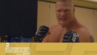 UFC 200 Embedded: Vlog Series - Episode 3