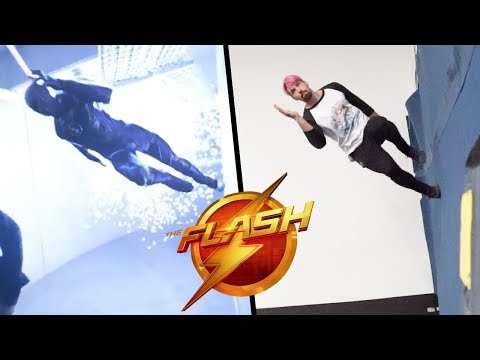 Stunts From The Flash In Real Life (Parkour, Flips) thumbnail