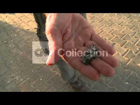 MIDEAST-GAZA-BEIT HANOUN UN SCHOOL DAMAGE