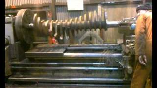 lathe machine shop heavy engineering
