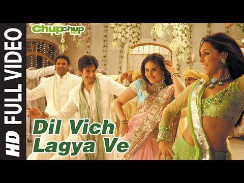 Dil Vich Lagya Ve Full Song | Chup Chup Ke | Shahid Kapoor Kareena...