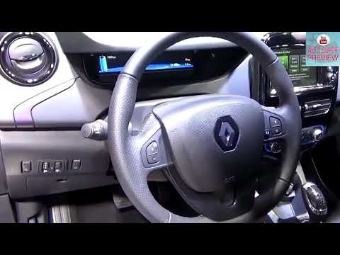 ALL NEW 2019 RENAULT ZOE Z.E. 4.0 ELECTRIC-SUPER BEST PREMIUM ELECTRIC VEHICLE