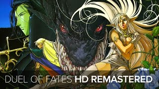 ?AMV?Duel of Fates - Record of Lodoss War AMV - 1999 HD Remaster