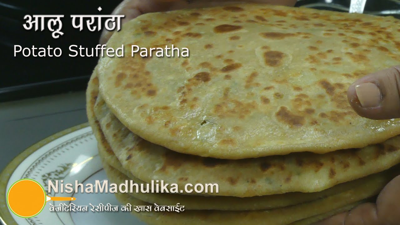 how to make punjabi aloo paratha at home