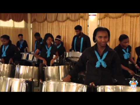 The Panoridim Steel Orchestra: The National Anthem of Jamaica